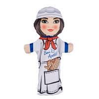 Кукла на руку Повар 00654-10