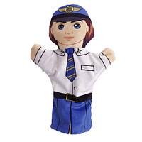 Кукла на руку Пилот 00654-8