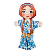 Кукла на руку Внучка 00607-10