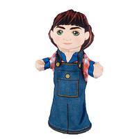 Кукла на руку Внук 00607-20