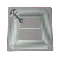 Метка Fudan 1k (Mifare, NFC), 20 шт.,  квадратная бумажная, Ardix Ntag FP50, белая, 06-021