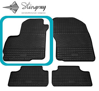 Peugeot 4008 2012- Водительский коврик Черный в салон