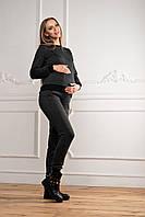 Теплый костюм для беременных штаны и кофта для кормления Разные размеры, фото 1