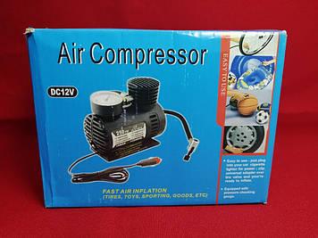 Автомобільний компресор - насос від прикурювача