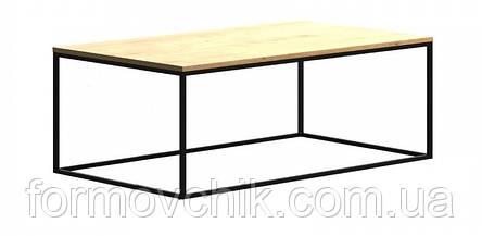 Кофейный Журнальный столик в стиле LOFT  (NS-963247042), фото 2
