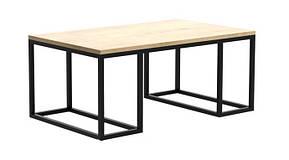 Кофейный Журнальный столик в стиле LOFT  (NS-963247043), фото 2