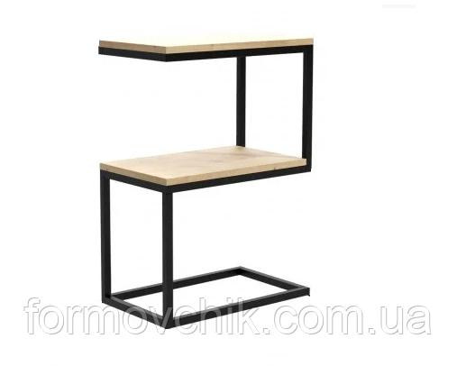 Приставной столик в стиле LOFT (NS-963247064)