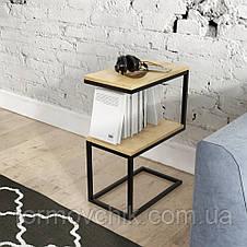 Приставной столик в стиле LOFT (NS-963247064), фото 3