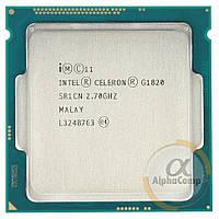 Процессор Intel Celeron G1820 (2×2.70GHz • 2Mb • 1150) БУ