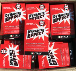 Dynamite Effect - Активатор кльову з феромонами (Ефект динаіту), найпотужніша приманка для лову риби