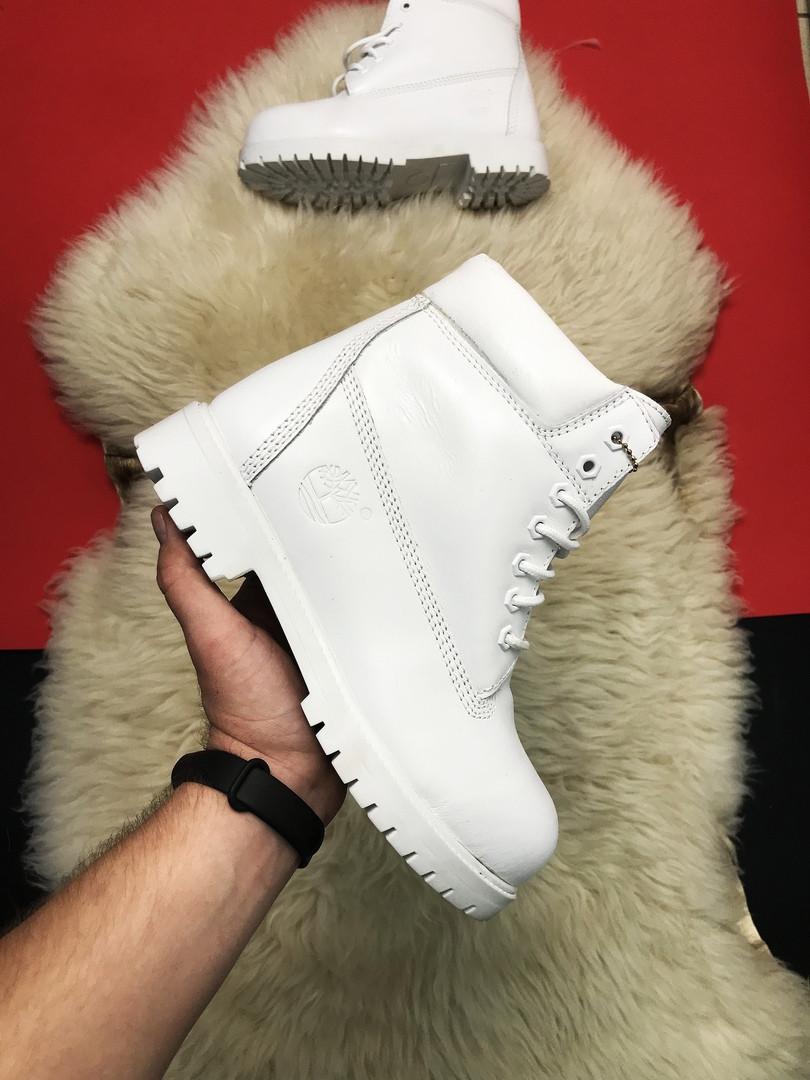 """Женские ботинки Timberland  Fure Premium """"White"""""""