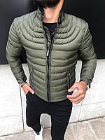 Мужская куртка 5756 хаки