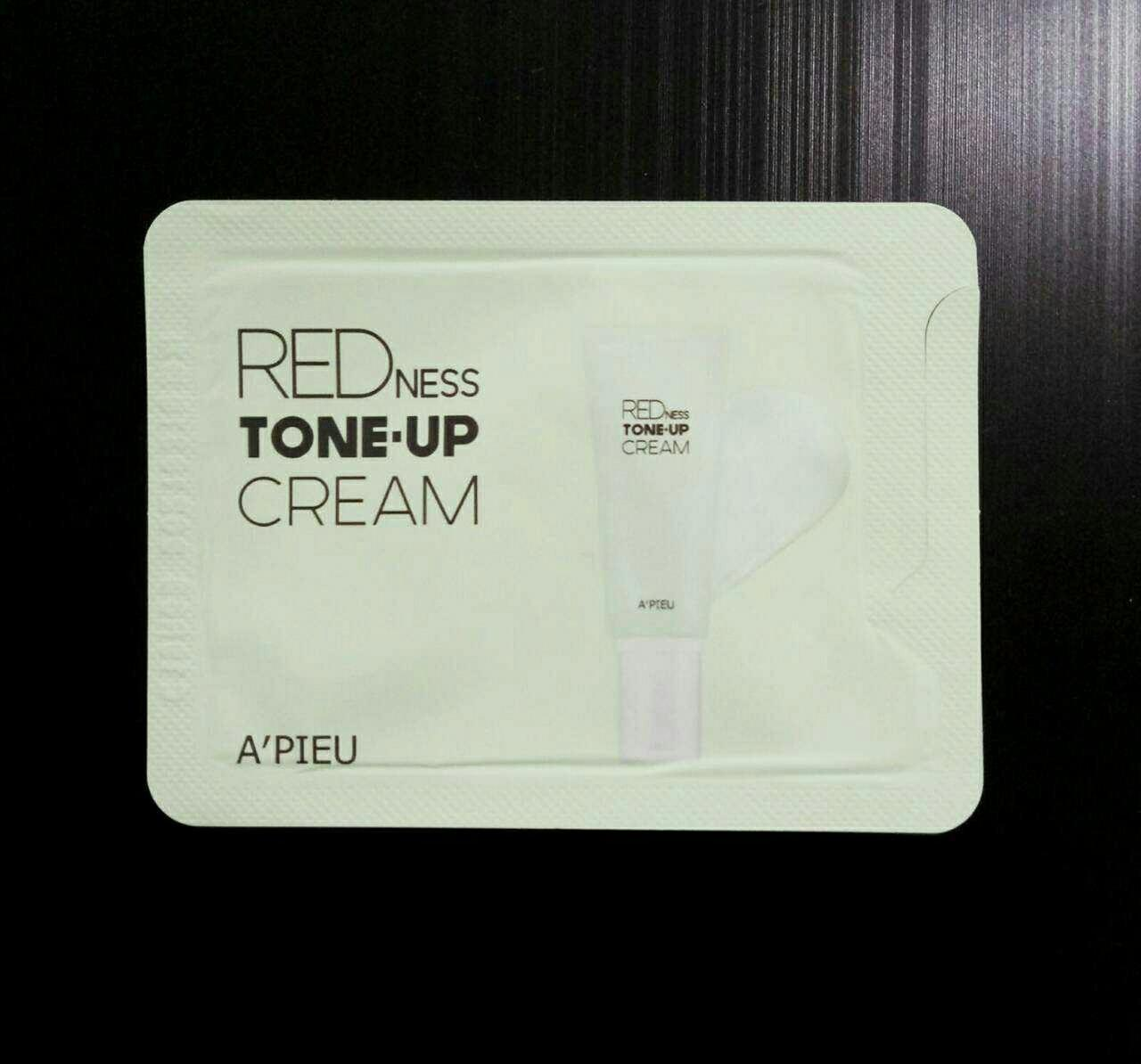 Крем-база против покраснений A'pieu Redness Tone-Up Cream
