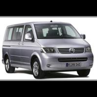 Зимние накладки Volkswagen T5 Multivan 2003-2010 гг.