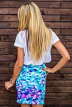 Красивая юбка | Узор яркий sk, фото 3