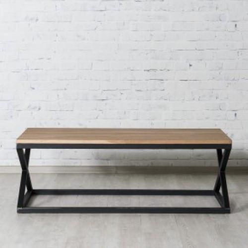 Кофейный Журнальный столик в стиле LOFT (NS-963247081)