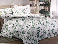 Комплект постельного белья двуспальный евро 200*220, сатин, TM Krispol (622.333)