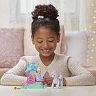 Кукла Hasbro Disney Princess Золушка 7.5 см-Маленькая кукла принцесса, E0249 PONY RIDE STABLE CINDERELLA, фото 2