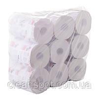 Туалетная бумага белая однослойная джамбо 100м Mirus, Акция! 54 рулона по цене 36 рулонов!, фото 2