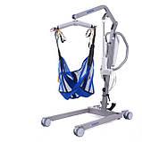 Електричний Підйомник для купання і транспортування пацієнта до 150 кг Vermeiren EAGLE 620 Patient Lift Demo, фото 2