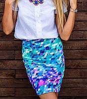 Красивая юбка | Узор яркий sk