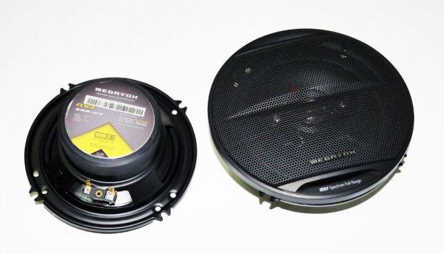 Автомобильная акустика MEGAVOX MD-669-S4 16см