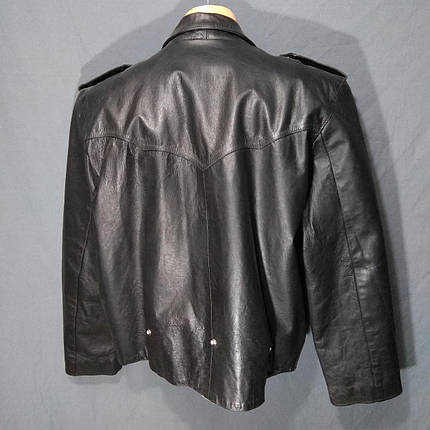 Мотокуртка КОСУХА LEATHER JACKET б/у кожа, фото 2