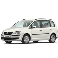 Зимние накладки Volkswagen Touran 2003-2010 гг.