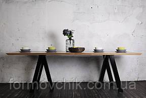 Обеденный стол в стиле LOFT (NS-963247102), фото 2