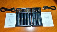 Зарядное устройство для аккумуляторов 18650 Lii-402.