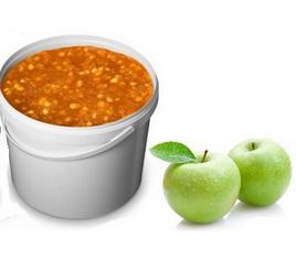 Яблучна начинка термостабільна 80%, 10кг