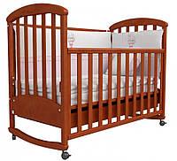 Детская кроватка Верес Соня ЛД 9 (ольха)