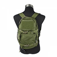 Рюкзак TMC Modular Assault Pack w 3L Hydration Bag OD, фото 1