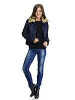 Женская джинсовая куртка Montana 12570
