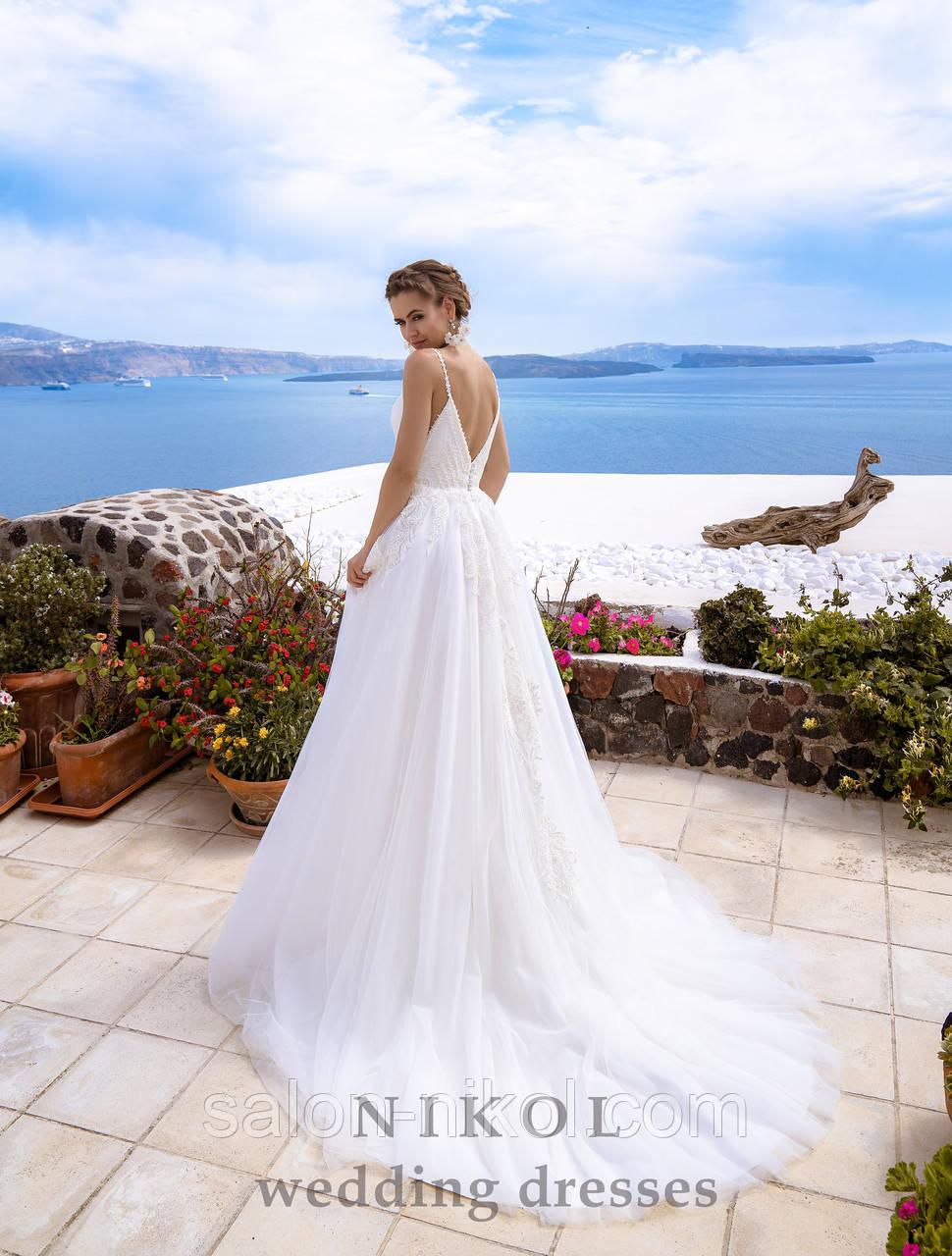 Свадебное платье № S-497
