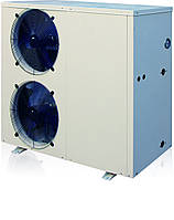 Тепловой насос инвертор TEPLOMIR EVIDC13 воздух-вода 13кВт