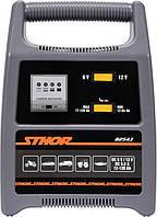 Зарядное устройство для аккумуляторов 6 / 12 В 8A 120Ah светодиодный индикатор заряда - STHOR, фото 1