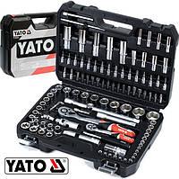 Набор инструментов профессиональный 108 eд Yato YT-38791