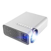 YG52 LCD мини проектор видео и аудио HDMI, VGA, AV, SD, 2 x USB, Mirascreen