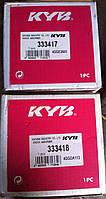 Передние амортизаторы Chevrolet Aveo T200, T250, T255 Kayaba Exel-G 333417,333418