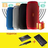 JBL Charge 4 Беспроводная Bluetooth колонка + Мужское портмоне Aligator в Подарок!