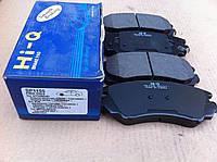 Передние тормозные колодки Hyundai Tucson 2.0, 2.7, 2.0CRDi 04- Sangsing Hi-Q sp1155, SP1202 Туксон 2004-
