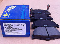 Тормозные колодки задние Kia Cerato 1.5, 1.6, 2.0, 1.6CRDI Hi-Q sp1062 Hi-Q