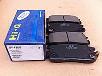 Задние тормозные колодки Chevrolet Captiva 2006- Hi-Q SANGSING SP1205