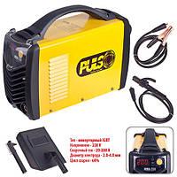 Аппарат сварочный инверторный IGBT PULSO MMA-200 20-200A/60%/2.0-4mm