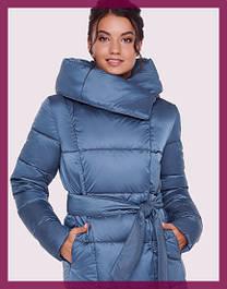 """Воздуховики жіночі зимові Braggart """"angel's Fluff"""""""