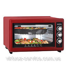 Электрическая духовка Asel AF-0123 Red