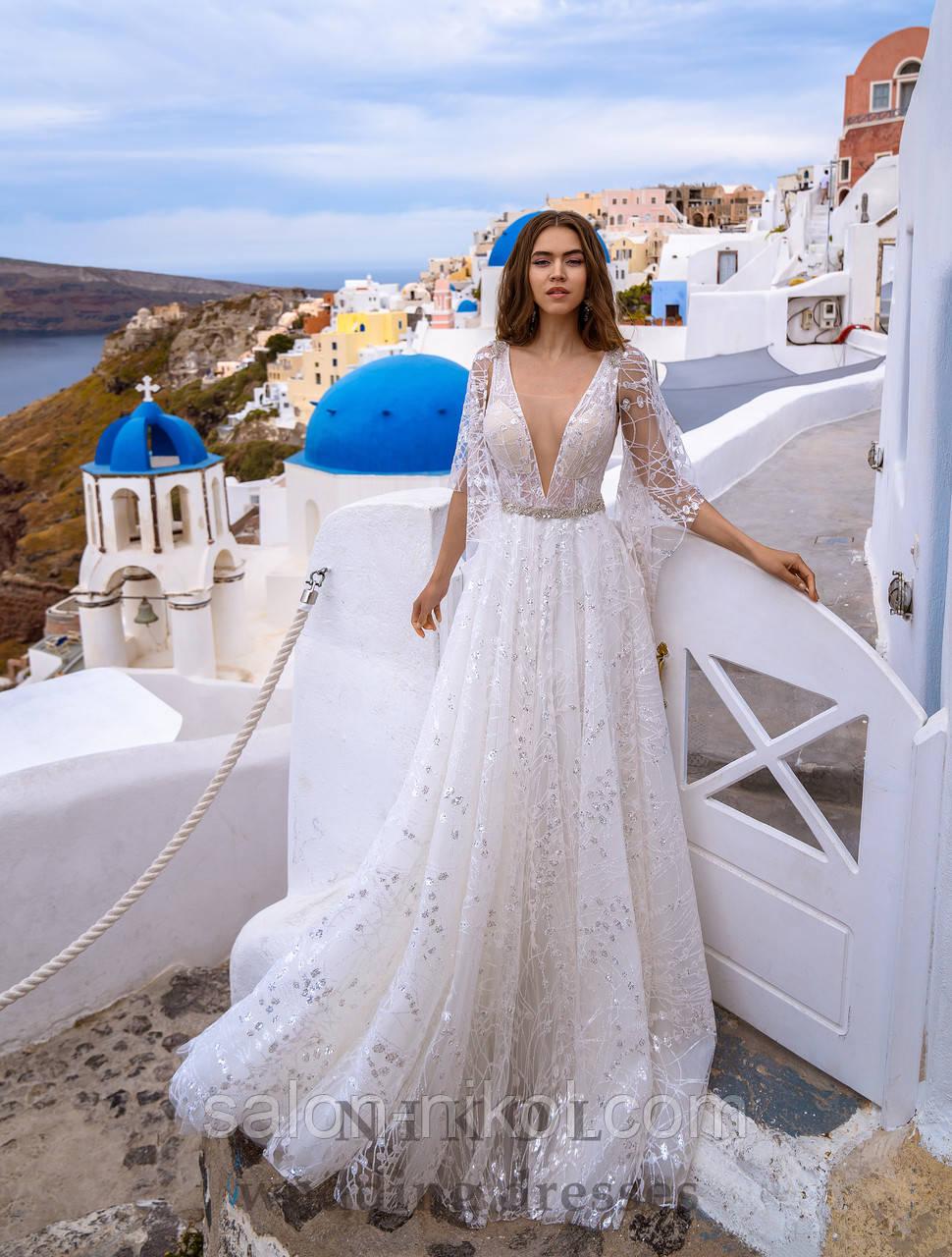 Свадебное платье № S-500
