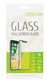 Защитное стекло Full Screen Samsung A505 (A50) Черный