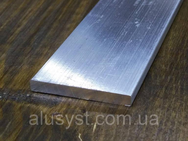 Алюминиевая полоса   Шина, Без покрытия, 25х3 мм